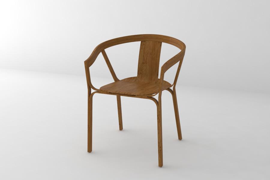 圓椅 Yuan chair