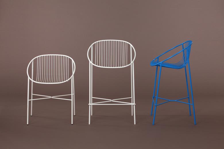 Shell stool