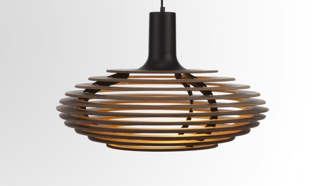 Dipper lamp